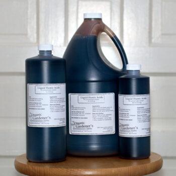 Liquid Humic Acids